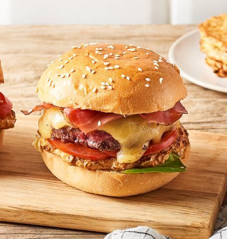Burgers & Bagels
