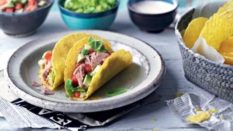 Tacos au thon