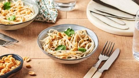 Spaghettis de radis