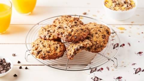 Cookies bio au muesli