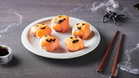 Sushis d'Halloween