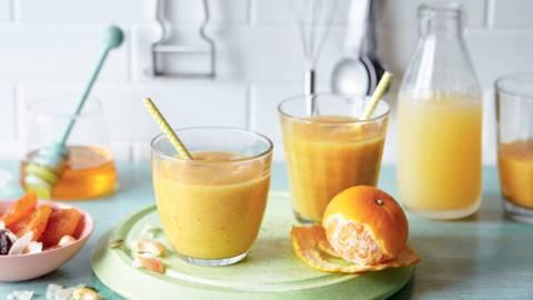 Smoothie pomme-mandarine