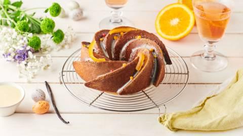 Bundt cake à l'orange