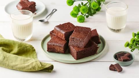 Moelleux au chocolat sans sucre