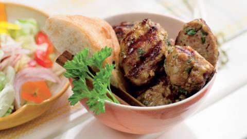 Boulettes de bœuf aux épices du Sud