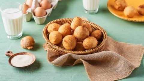 Mini beignets nigériens - Puff Puff