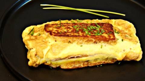 Breakfast sandwich coréen