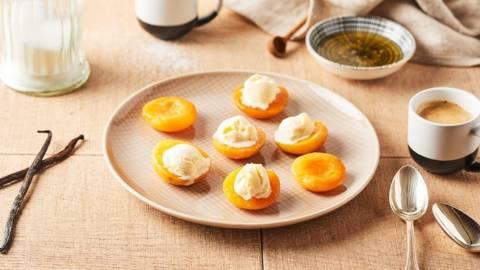 Abricots au barbecue