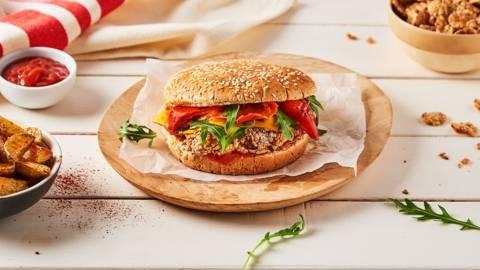 Burger d'été