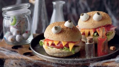 Burger monstre