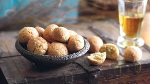 Shuku Shuku (gâteaux à la noix de coco)