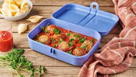Boulettes de veau et sauce tomate épicée
