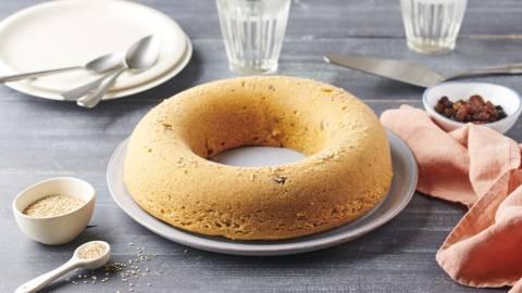 Fanourópita (gâteau grec à l'orange)