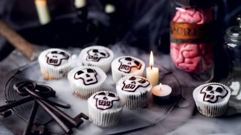 Muffins de la mort (muffin réglisse-chocolat)