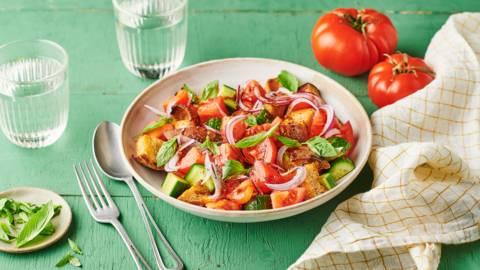 Panzanella, la délicieuse salade italienne