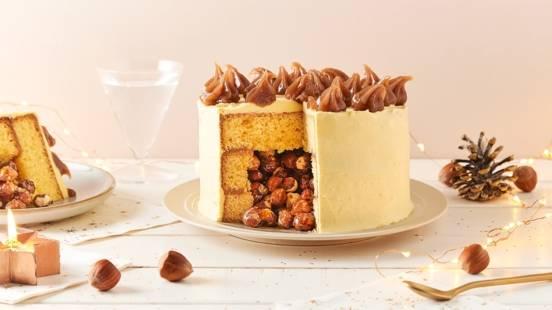 Pinata Cake à la crème de marron