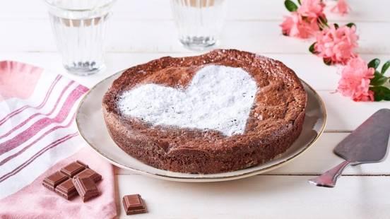 Gâteau au chocolat spécial Fête des mères