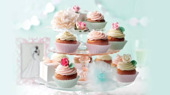 Duo de cupcakes