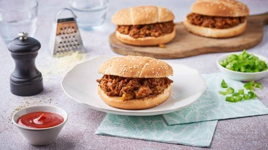 Burger Sloppy Joes