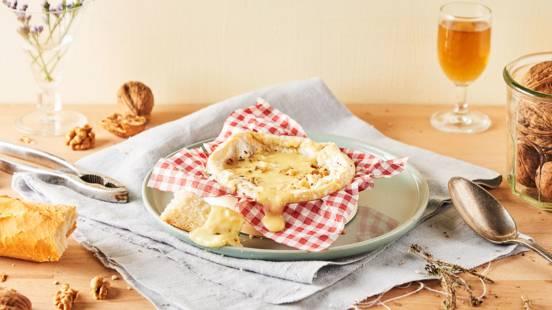 Camembert chaud