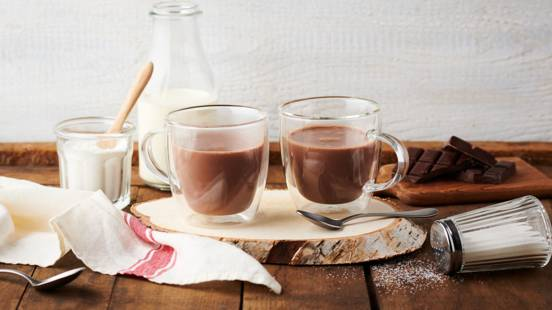 Cioccolate Calda - Chocolat chaud italien épais