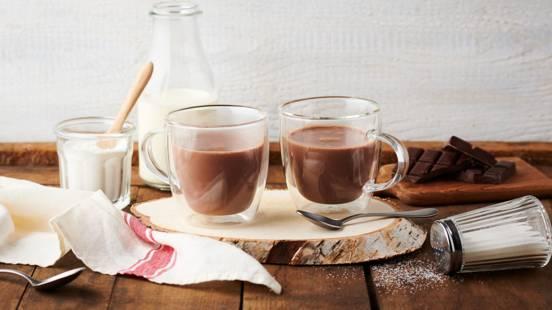 Cioccolate Calda - Chocolat chaud italien épais