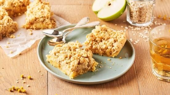Crum-tarte aux pommes