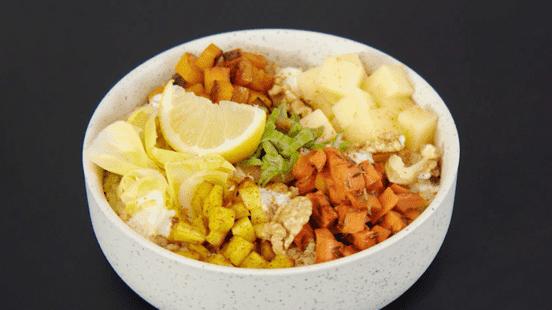 Buddha bowl d'hiver