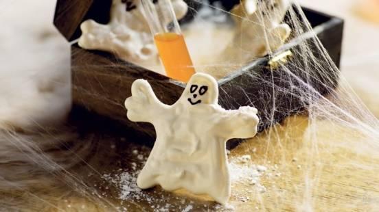 Fantômes en meringue