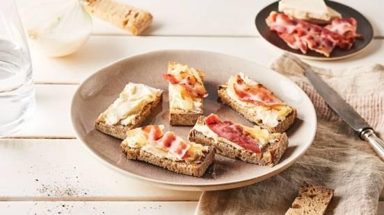 Toasts lard-Kiri®