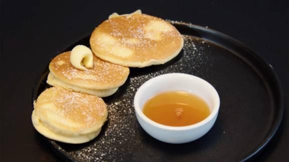 Pancakes Japonais
