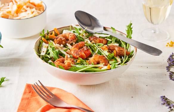 Recettes de salades pour l'été