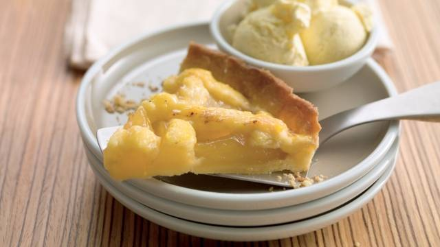 Apple pie, la tarte aux pommes à l'américaine