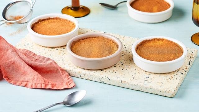 Crème aux œufs espagnole - Natilla