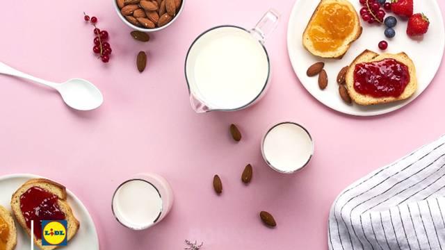 Faire son lait d'amande maison