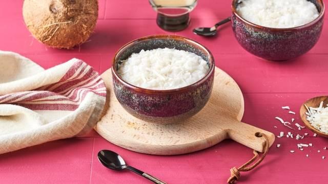 Riz au lait sénégalais - Sombi