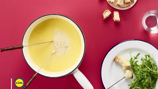 Une fondue savoyarde maison qui a du goût !