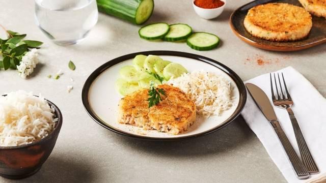 Fishcake saumon