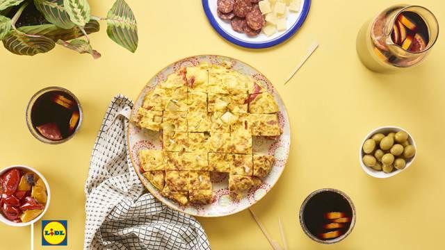 La recette de la tortilla de pommes de terre