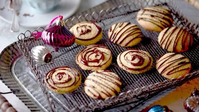 Biscuits de Noël au café