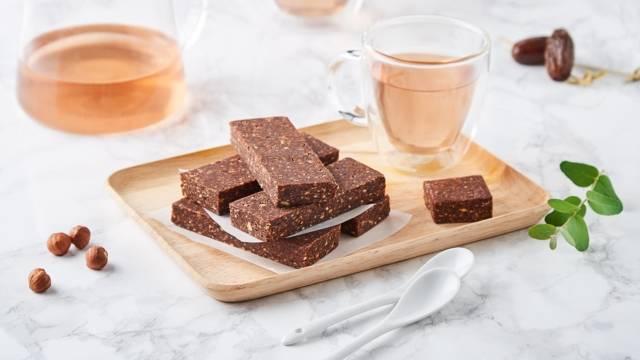 Barre chocolatées vegan