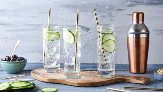 Concombre Gin Tonic