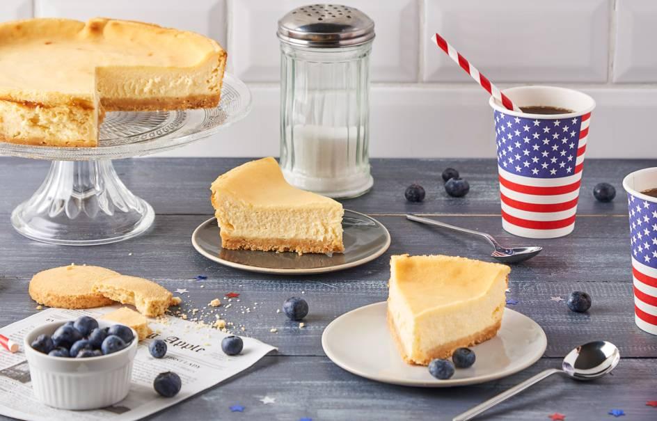 Recettes de cheesecake