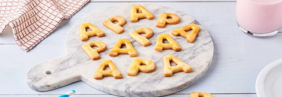 Petits biscuits spécial fête des pères