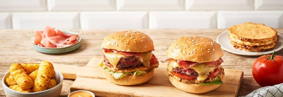 Burger montagnard