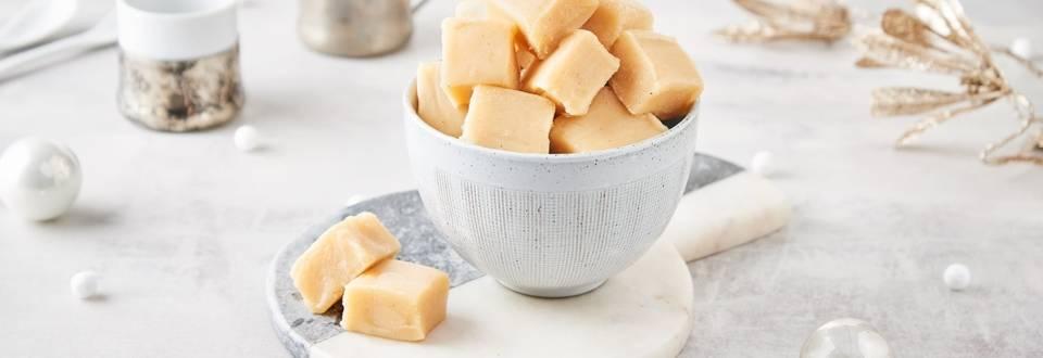 Bonbons caramel à la vanille