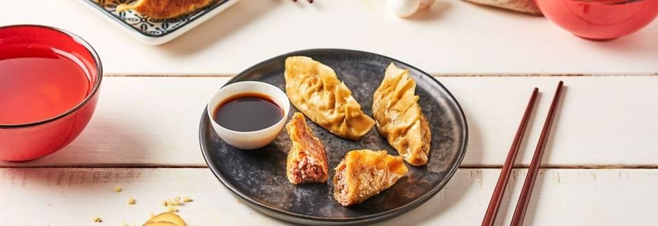 Dumplings au porc