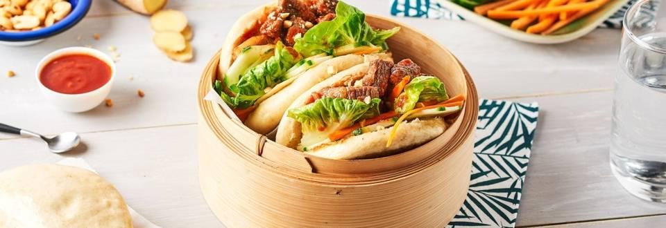 Gua Bao au porc
