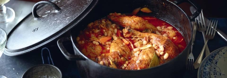 Cassolet au poulet