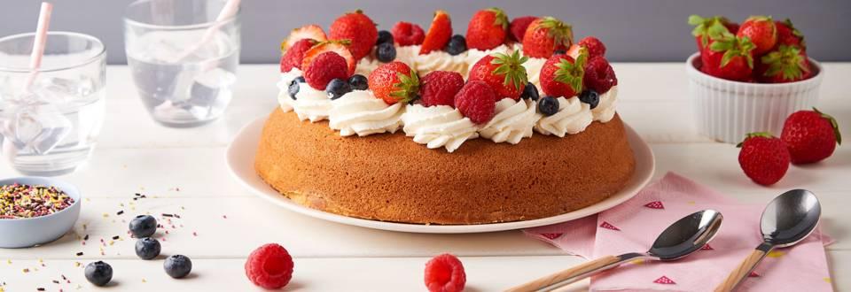 Gâteau couronne